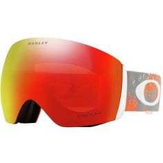 025950a768f Oakley - Flight Deck Prizm Goggles - Arctic Fracture Orange Prizm Torch  Iridium