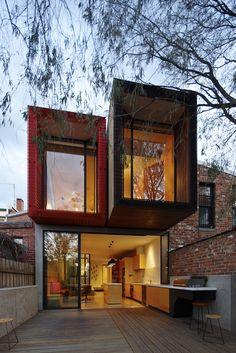 Residência Moor Street / Andrew Maynard Architects - Detalhamento do processo