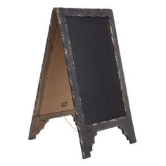 Get Rustic Black Chalkboard online or find other Weekly Ad Items products from…