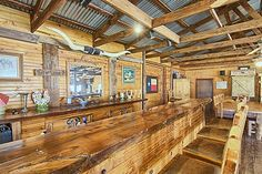 Article - #1 Reason To Buy A Home In Texas - Party Barns! :: Check them all out - Inspiration for a Man Cave, perhaps?