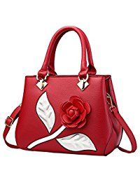 Cheap tote bag, Buy Quality shoulder bags directly from China messenger bag Suppliers: Bolsas Feminina Women Handbags Ladies Party PU Leather Rose Shaped Shoulder Bags Female Top-Handle Tote Bag Female Messenger Bag Fashion Handbags, Tote Handbags, Leather Handbags, Bag Women, Cuir Rose, Crossbody Tote, Tote Bag, Leather Satchel, Pu Leather