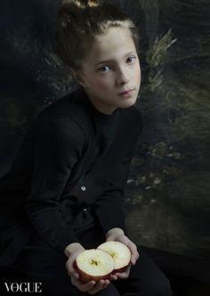 PhotoVogue Portrait of Angelika 3 Photographer Mariya Tatarnikova Ova, Your Photos, Fairy Tales, Mystery, Gothic, Vogue, Colours, Portrait, Photography