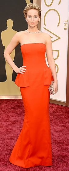 Jennifer Lawrence: 2014 Oscars