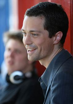 Christian Coulson as seen in June 2009...