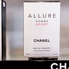 Allure homme sport  Eau de toilette Chanel 150ml