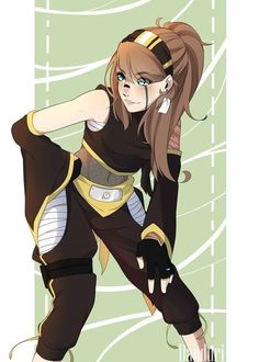 New drawing girl outfit character design Ideas Anime Naruto, Naruto Girls, Anime Oc, Art Naruto, Art Anime, Anime Kunst, Female Anime, Fantasy Character Design, Character Inspiration