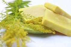 Lemongras Seife von Seifenmanufaktur Christiane Herber auf DaWanda.com