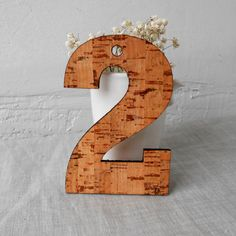 set of 12 rustic wedding wooden place card holders ready to ship