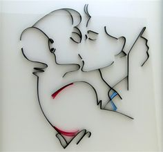 """Quilled artwork """"Forever"""" by NBeltrani"""