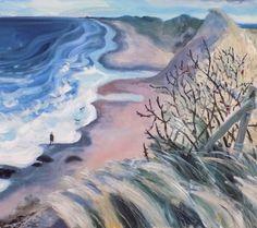 'Big Sand Dune' by Brita Granstrom