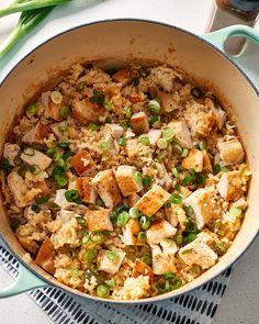Recipe: One-Pot Creamy Cajun Chicken & Rice — Recipes from The Kitchn
