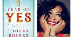 """Introvert Shonda Rhimes says """"yes"""" for a year. But (maybe more importantly) she also says no."""