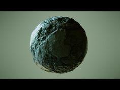 Beginner tutorial: Procedural rocks in Blender - YouTube
