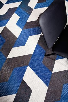 A Smooth Bolon Floor Such As This One Would Be Suitable