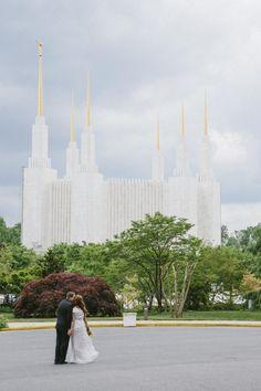 just dawnelle: Washington DC Temple, Wedding