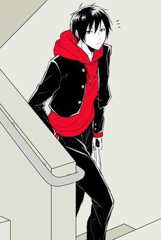 I wanna give him a hugg Durarara, Izaya Orihara, Shizaya, Manga Boy, Manga Anime, Anime Art, Maou Sama, Otaku, Natsume Yuujinchou