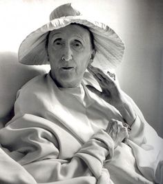 Edith Sitwell by Cecil Beaton. Dame Edith Louisa Sitwell DBE (7 Sept 1887–9 Dec 1964), British poet and critic, eldest of the three literary Sitwells (the other two were her brothers Osbert and Sacheverell). Sitwell published poetry continuously from 1913, some of it abstract and set to music. She wrote two books about Queen Elizabeth I of England: Fanfare for Elizabeth and The Queens and the Hive. She also wrote English Eccentrics and Victoria of England. All her prose works sold well.
