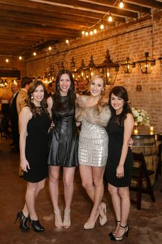 New Orleans Engagement Party At Bevolo Gas Lantern Museum