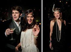 flapper party dresses