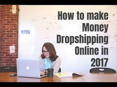 How to Make Money Dropshipping Online in 2017 -  http://www.wahmmo.com/how-to-make-money-dropshipping-online-in-2017/ -  - WAHMMO