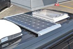 Tourne-Mobil Solaranlage 100W Solar Panels, Outdoor Decor, Home Decor, Solar Installation, Sun Panels, Decoration Home, Solar Power Panels, Room Decor, Home Interior Design
