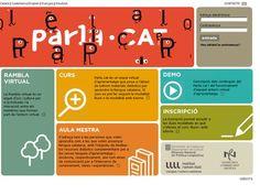 Parla.cat és un espai virtual d'aprenentatge que posa a l'abast de tothom materials didàctics per aprendre la llengua catalana. El curs es pot fer seguint la modalitat lliure o la modalitat amb tutoria. #FB