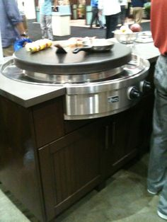@DANVER innovative stainless outdoor cabinetry Dwell On Design, Outdoor Kitchens, Innovation, Patio, Home Decor, Decoration Home, Room Decor, Home Interior Design, Home Decoration