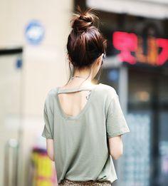 love the shirt & hair