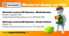 Efektivní energeticky úsporné domy RD Rýmařov www.uspornedomy.cz