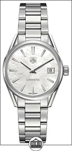 Reloj de pulsera para mujer - Tag Heuer TAG-WAR1311.BA0773  ✿ Relojes para mujer - (Lujo) ✿