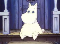 #muumimeri Aesthetic Memes, Aesthetic Anime, Cartoon Memes, Cute Cartoon, Tove Jansson, Critters 3, Childhood Stories, Moomin Valley, Enchanted Doll