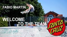 Fabio Martin - Welcome Clip - http://dailyskatetube.com/switzerland/fabio-martin-welcome-clip/ - http://www.youtube.com/watch?v=i-U6gfd6yaE&feature=youtube_gdata  Fabio Martin is one of the finest Swiss transition skaters and the new Santa Cruz team rider in Switzerland. Welcome to the team! Thanks to Schumannfilms for the clip!