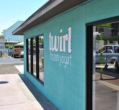 Twirl Frozen Yogurt opens in Midtown across from Hula's Modern Tiki