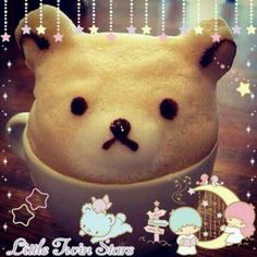 A hot drink will definitely warm you up on such a cold day♡ It's too cute to drink !!  寒い日は温かいコーヒーで温まって、今日も一日がんばってください♡ かわいくて飲むのがもったいない〜♡  Photo taken by cycheoung1203 on WhatIfCamera Join WhatIfCamera now :)   For iOS:   https://itunes.apple.com/app/nakayoshimoshimokamera/id529446620?mt=8   For Android :   https://play.google.com/store/apps/details?id=jp.co.aitia.whatifcamera    Follow me on Twitter :)   https://twitter.com/WhatIfCamera    Follow me on Pinterest :)…
