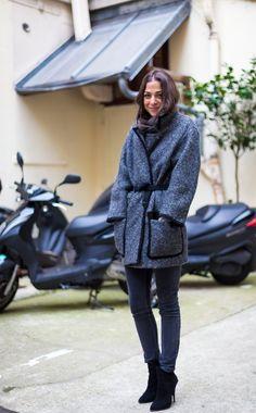 Capucine Safyurtlu ... ParisFW Haute Couture