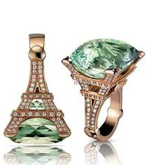 Eiffel Tower ring  oh my goodness! Propose in France at the effiel tower with this ring!!!!