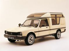 1979 Heuliez Peugeot 504