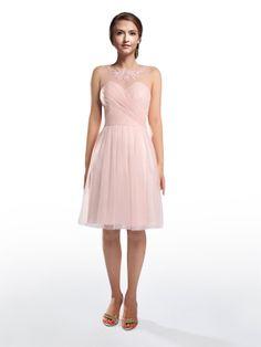 Modest Inexpensive Bridesmaid Dresses - Tulle & Chantilly Online Store
