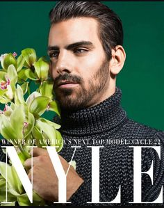 812ddf4590 Nyle DiMarco for Out Magazine ~ America ~ by Eric Pietrangolare