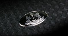 VIP Classic Steering Wheel Badge, importshark.com