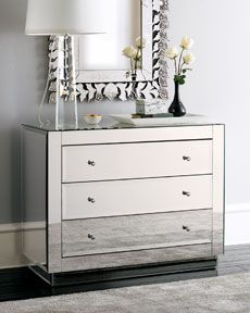 Ryan mirrored chest from Horchow, $1599