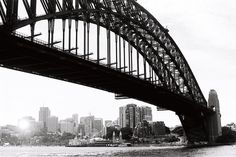 Sydney harbour bridge  #film #filmphotography #filmisnotdead #blackandwhite #bw #35mm #olympus  #Om10 #slr #filmcamera #olympusom10 #35mmfilm  #bridge #sydney #sydneyharbour #portjackson #harbour #sydneyharbourbridge #visitnsw by films.not.dead http://ift.tt/1NRMbNv