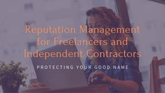 Protecting Your Good Name with Reputation Management Tools for Freelancers and Independent Contractors As a consumer, you probably think about brands all the time. Maybe you choose to do business with one company and not another because of their social justice practices. Perhaps you patronize a certain fast food chain and shun another based on … Protecting Your Good Name: Reputation Management Tools for Freelancers and Independent Contractors Read More » The content at Protecting Your Reputation Management, Management Company, Management Tips, The More You Know, How To Find Out, Best Drip Coffee Maker, Take Off Clothes, Free Facebook Likes, School Frame