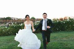 Melissa + Steven San Ramon wedding // Bridges Golf Course — Margaret Austin Photography