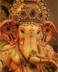 Make this Ganesha Chathurthi 2020 special with rituals and ceremonies. Lord Ganesha is a powerful god that removes Hurdles, grants Wealth, Knowledge & Wisdom. Jai Ganesh, Ganesh Lord, Ganesh Idol, Shree Ganesh, Ganesh Statue, Ganesha Drawing, Lord Ganesha Paintings, Ganesha Art, Shri Ganesh Images