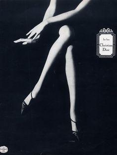 76bce84c1c2 Christian Dior (Lingerie) 1965 Stockings Hosiery Legs For Days