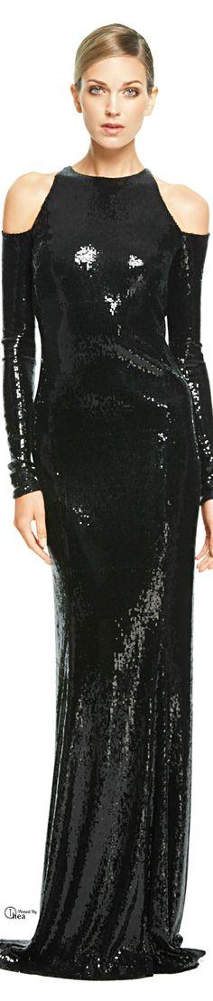 American Fashion Designer Donna Karan ● Resort 2015 ~ Ⓣнεα