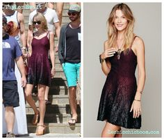 Steal the Look - Taylor Swift edition #Freepeople