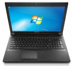 Lenovo B590 Windows 7 Pentium 15.6-Inch Laptop (Black) 59410452 by Lenovo