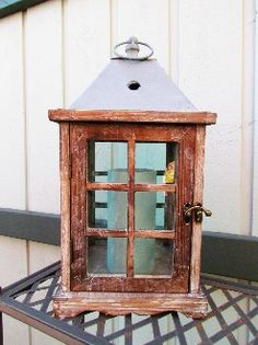 Porch Lantern @ Grandiflora Home